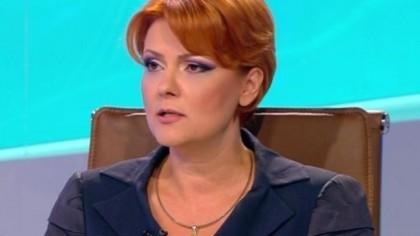 Lia Olguța Vasilescu a explodat! Adevărul despre renunțarea la salariu: Mint cum respiră