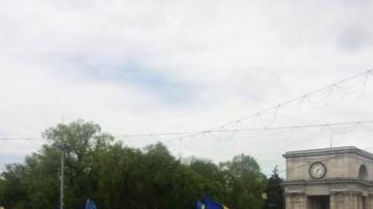 Alertă! Mișcare de ultimă oră în Basarabia! La Chișinău se cere unirea cu România