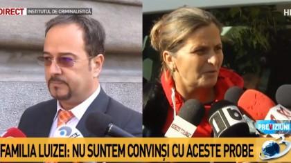 Familia Luiziei Melencu are un avocat nou. Cine este acesta