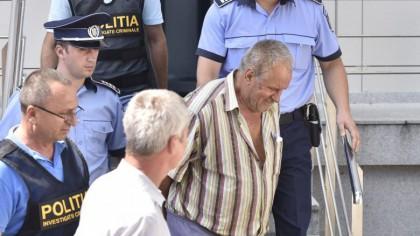 Tupeu fără margini! Ce haine de firmă a purtat Dincă la reconstituirea crimei Alexandrei! Planul năucitor al monstrului