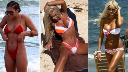 TOP 30 - Cei mai sexy și mulați bikini de vedete din România! FOTO INCENDIAR