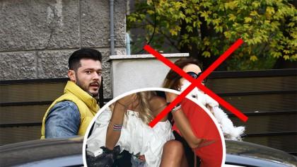 BOMBA TOAMNEI! Primele imagini cu noua iubita a lui Victor Slav! EA a inlocuit-o pe Bianca! Surpriza: despre cine este vorba