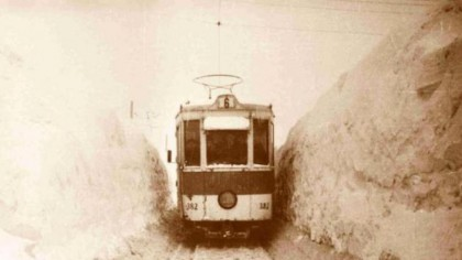 Care a fost cea mai grea iarnă din România? Cât de multă zăpadă a căzut? IMAGINI NEMAIVĂZUTE