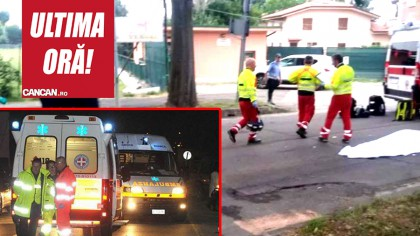 Vestea care a șocat România. Bianca a murit pe loc, azi-noapte, după ce a ieșit dintr-un club. Primele imagini de la fața locului