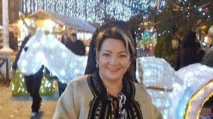 Liliana Savu Badea – artistă de muzică populară, rănită grav în accident în Ungaria