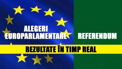 Alegeri Europarlamentare și Referendum 2019 – Rezultate în timp real
