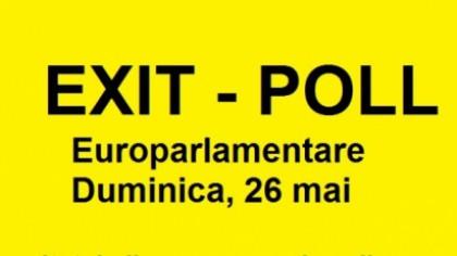 EXIT POLL EUROPARLAMENTARE 2019: Află ÎN TIMP REAL cele mai noi REZULTATE de la alegerile europarlamentare 2019