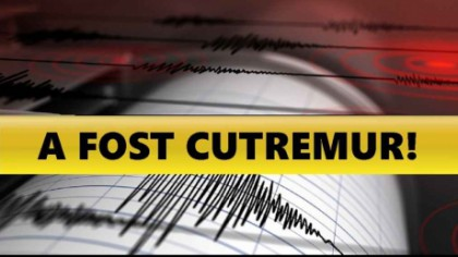 Cutremur PUTERNIC, cu magnitudinea de 5,1: Seismul a fost resimţit şi în Capitală