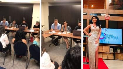 """Imagini cu """"camera ascunsă"""" de la casting-ul Kanal D! Cum sunt alese concurentele la """"Puterea Dragostei"""", show prezentat de Andreea Mantea"""