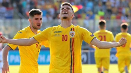 Câți bani primește FRF din partea UEFA, după frumosul parcurs de la Euro U21 al naționalei mici