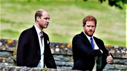 Prințul Harry și prințul William o iau pe căi separate. Ce decizie radicală au luat cei doi frați și soțiile lor