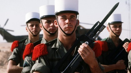 Ce trebuie să facă în Legiunea Străină, legionarii noi? Cât câștigă un legionar?