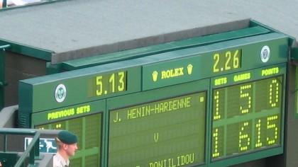 De ce punctele la tenis sunt 15, 30, 40? Cum a apărut acest sistem de scor?