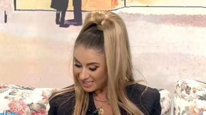 Anamaria Prodan, la Pro TV! A spus totul despre bataie si a vorbit despre divortul de Reghe. EXPLOZIV