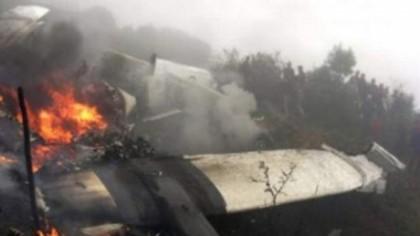 Tragedie în aer, avionul s-a prăbuşit peste o clădire, nimeni nu a supravieţuit