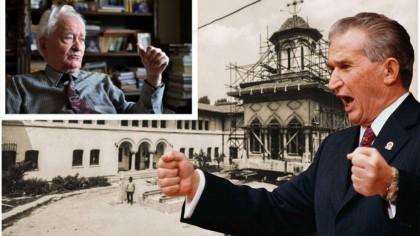 Îngerul bisericilor comuniste! Cum l-a obligat acest bărbat pe Ceaușescu să nu dărâme bisericile din București