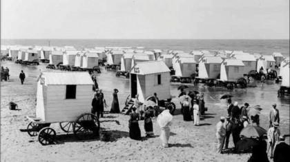 Cum arătau plajele de la Marea Neagră acum 120 de ani? Ce schimbare!