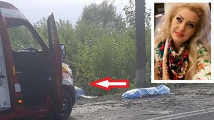Blestem sau o coincidență înfiorătoare? Ce a făcut Anamaria Pop cu o săptămână înainte să moară în accident! Primele imagini cu mașina distrusă a cântăreței