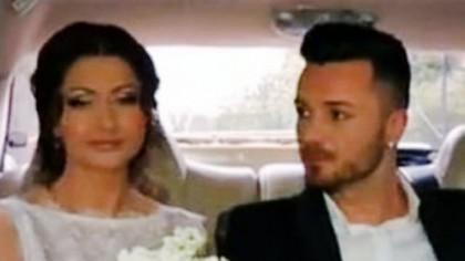 Cristina Șișcanu o eclipsează pe Gabriela Cristea, în ziua nunții. Cum a apărut nașa, în urma cu puțin timp
