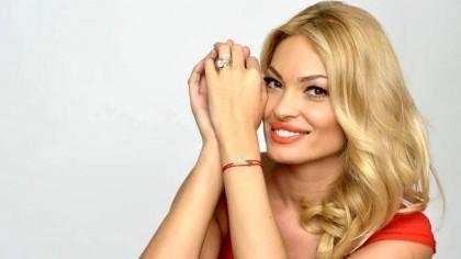 Cum arăta Valentina Pelinel pe vremea când era model și nu era măritată cu Cristi Borcea. FOTO