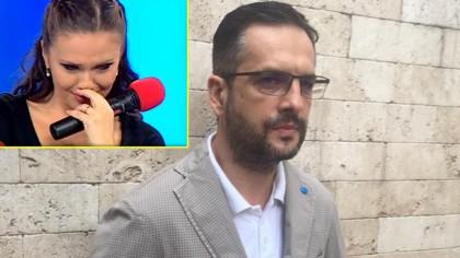 """Mădălin Ionescu, anunț plin de durere: """"Îi cer iertare Cristinei"""". Ce s-a întâmplat între cei doi noaptea trecută"""