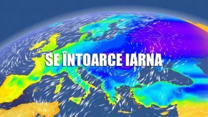 Toamna vine cu vreme sub zero grade! Pronoza meteo pentru săptămâna 16-20 septembrie