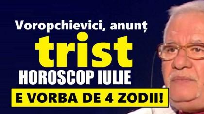 Rune Mihai Voropchievici 23 – 29 septembrie 2019 – Săptămână extrem de grea
