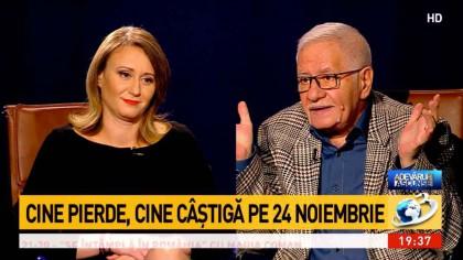 Mihai Voropchievici a spus CINE VA CÂȘTIGA Alegerile Prezidențiale 2019. Scandal mare la ANTENA 3