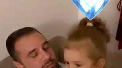 Alex Bodi s-a intors fulger in tara cand a aflat ca fiica sa are probleme de santate. Ce a patit cea maica