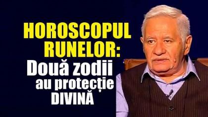 HOROSCOP RUNE pentru săptămâna 9-15 decembrie, cu Mihai Voropchievici. Gemenii se vor bucura foarte mult