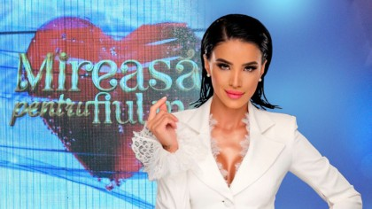 Adelina Pestrițu, noua prezentatoare de la Antena 1! Ce salariu primește bruneta