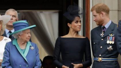 Regina Elisabeta, mesaj clar! Adevărul gol-goluț despre relația cu Meghan Markle