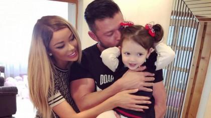 Ce îi face Victor Slav fetiței lui, când nu e Bianca Drăgușanu de față FOTO