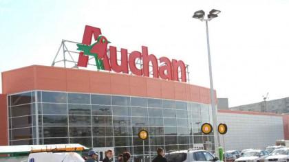 RO-ALERT Auchan România a luat foc, sute de clienți evacuați, zeci de mașini de intervenție