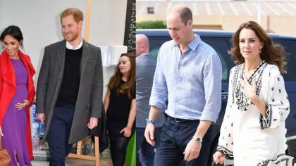 Dezastru la Casa Regală! Prințul William a primit un nou titlu, după ce Harry a făcut de râș familia