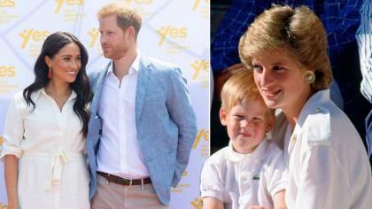Prințesa Diana a prezis plecarea lui Harry din familia regală. DECLARAȚIE ULUITOARE înainte de a muri