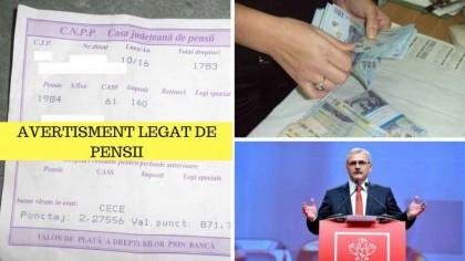Parlamentul a adoptat TĂIEREA PENSIILOR! Categoriile de pensionari care rămân fară indemnizații