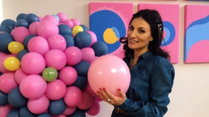 Ioana Ginghină, al doilea copil! Actrița s-a DAT DE GOL pe blogul personal despre a doua sarcină. Cine e TATĂL