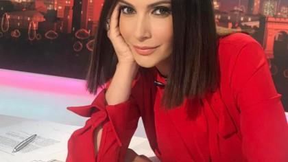 Cum arăta Andreea Berecleanu, în urmă cu 10 ani, când a început să prezinte Observator la Antena 1. Era de-o frumusețe răvășitoare. FOTO