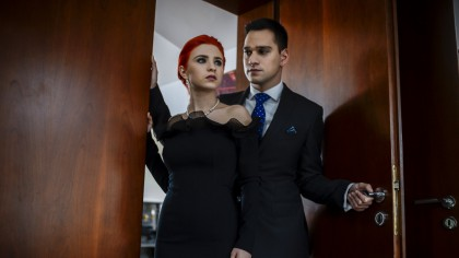 Ce l-a anunțat Cristina Ciobănașu pe Vlad Gherman, chiar de ziua lui. Surpriză uriașă