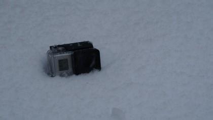 Au găsit două camere GoPro pe munte, după ce zăpada s-a topit! Ultimele imagini filmate sunt înfiorătoare. VIDEO
