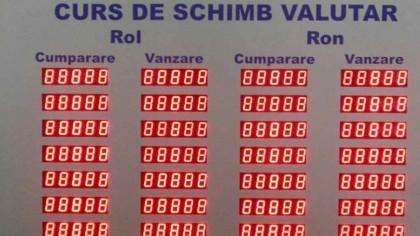 Curs valutar 19 februarie 2020 – Euro lovitură terorizantă pentru români