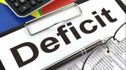 Deficitul bugetului general consolidat, 0,73% din PIB după primele două luni ale anului
