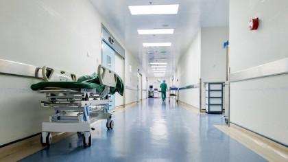 Secția de Infecțioase a Spitalului Dej închisă, după ce doi pacienți au fost depistați pozitiv