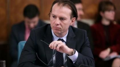 Florin Cîţu anunță că Ordonanța care amână plata ratele românilor va fi corectată în ședința de Guvern