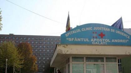 Medici și asistente de la Spitalul din Galați, în izolare. Secția numărul 1 este închisă