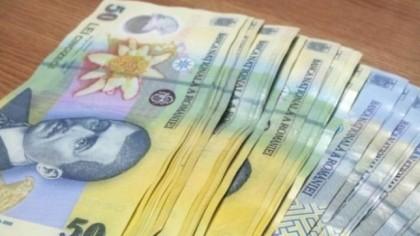 Salariul mediu din România a crescut, în februarie, cu 0,4% şi a ajuns la 3.202 lei