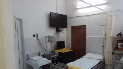 Spitalul din Câmpulung Moldovenesc a fost închis, cel din Fălticeni este închis parțial