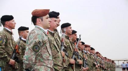 Peste 1.700 de militari au acţionat, marţi şi miercuri, pentru combaterea extinderii COVID-19