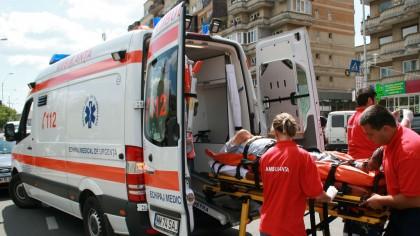 Familie întreagă din Galați, în spital din cauza Covid-19. Părinții sunt angajați la Ambulanță